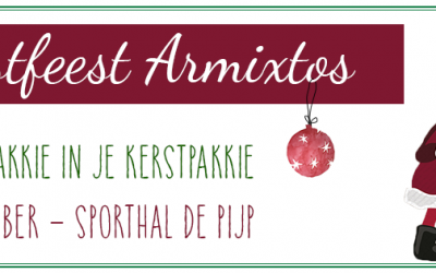 Kerstfeest Armixtos